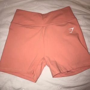 Gymshark Dreamy Short in Coral